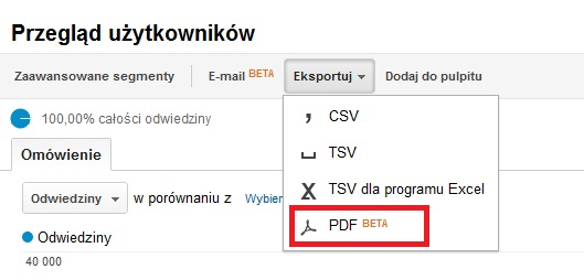 Google Analytics - PDF