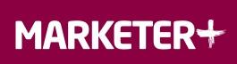 Marketer Plus - logo