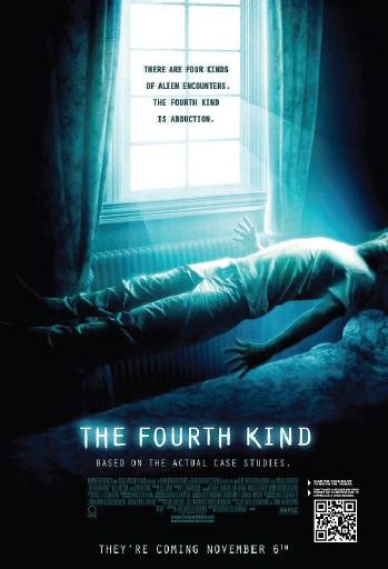 The Fourth Kind - QR Code