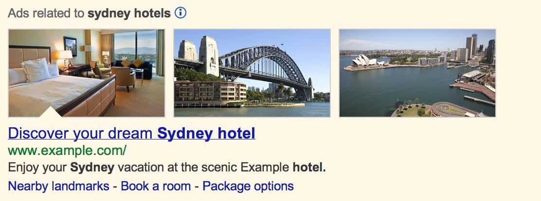 Google AdWords - rozszerzenia graficzne