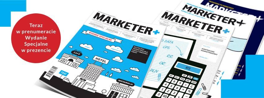 Marketer Plus - wydanie specjalne